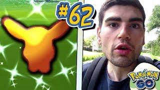 Gen 3 Pokémon GO Nederland: #62 - SHINY EEVEE WEEKEND! - m/ Soeren!