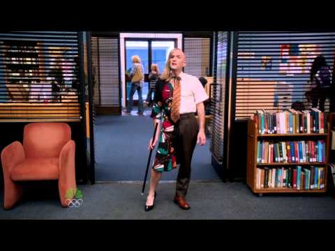 Dean Pelton - Good and Bad news - Community