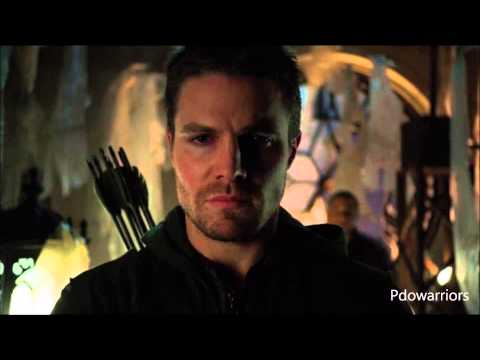Arrow season 2 Tribute RISE