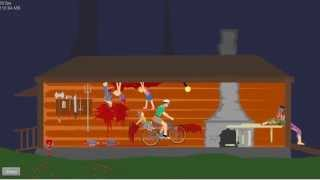 "Happy Wheels - ""Дом-монстр"""