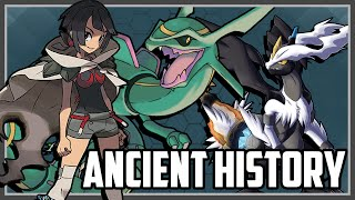 Pokemon Timeline Explained | Ancient History