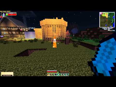 Minecraft: One Men Army - Ep.120 - De 1e Shard!