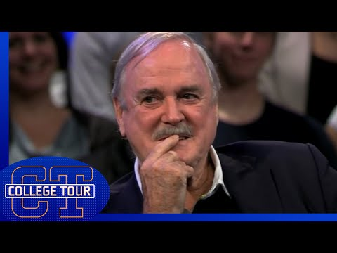 John Cleese about the Dutch
