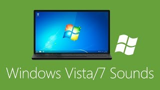 All Windows Vista & Windows 7 Sounds (Startup, Shutdown & More)
