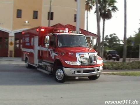 Rescue 8 Fort Lauderdale Fire-Rescue