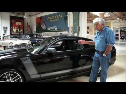 2013 Mustang Boss 302. Mustang Chief Engineer Dave Pericak gives Jay a detailed look at the new Boss 302 - 444 naturally aspirated hp! » Subscribe: http://bi...