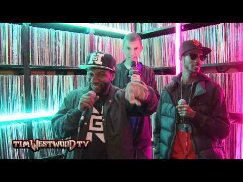 Westwood Crib Sessions: Newham Generals chaos setting off fire alarm + Hard Food TV | Grime, UKG