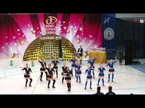 Shaking Baloos - Noddeutsche Meisterschaft 2013