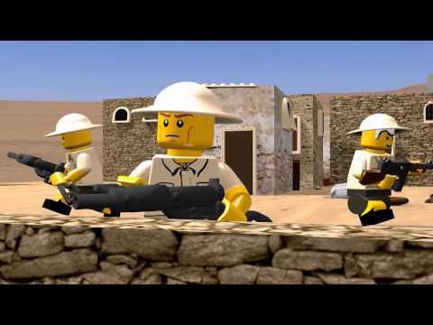 LEGO BATTLE OF TOUJANE