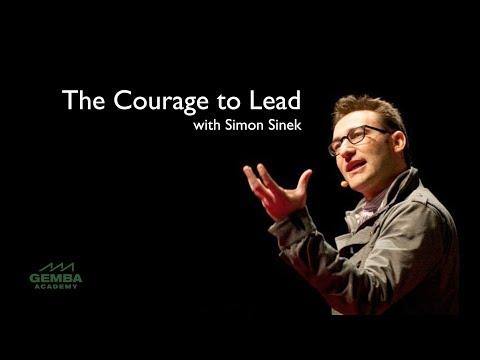 Simon Sinek.