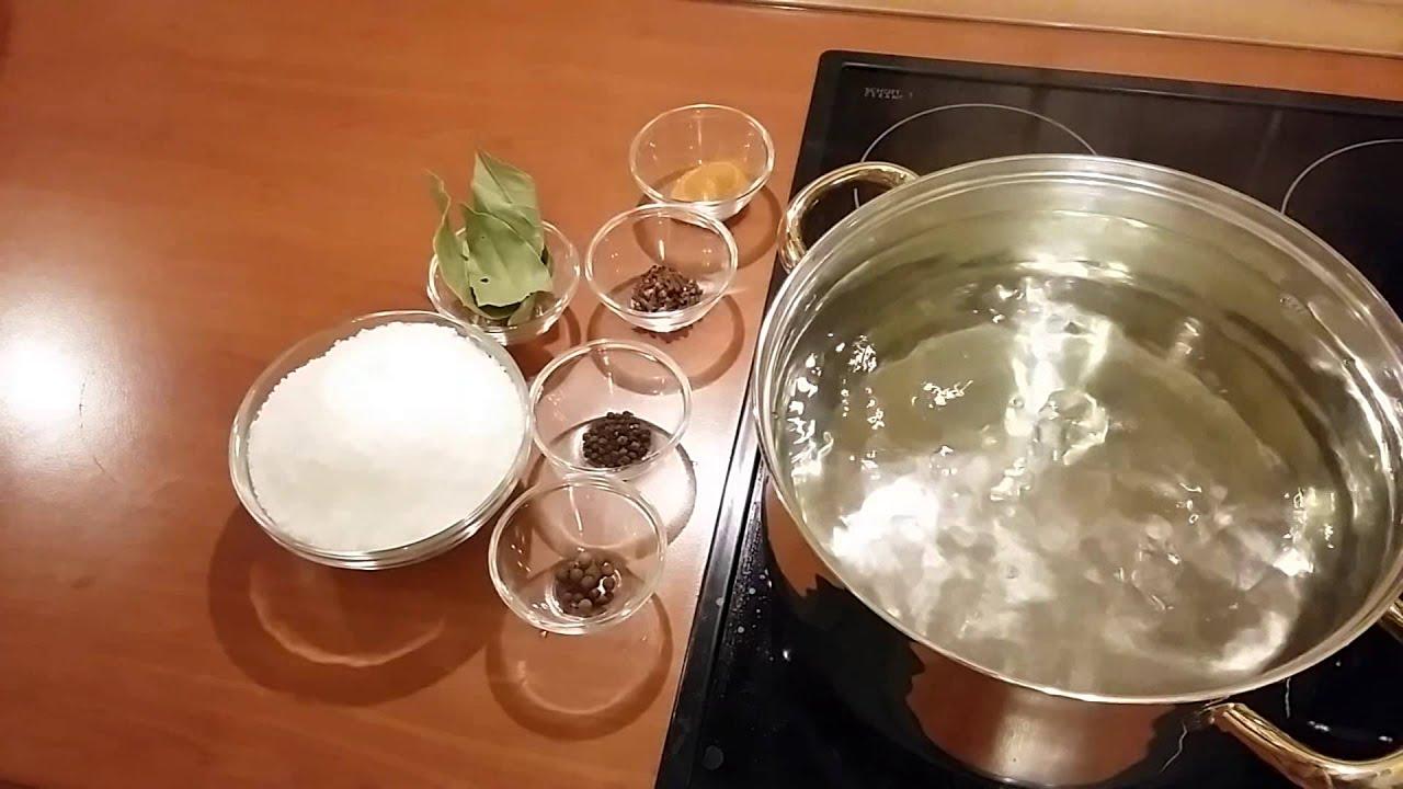 Как засолить речную рыбу в домашних условиях 88