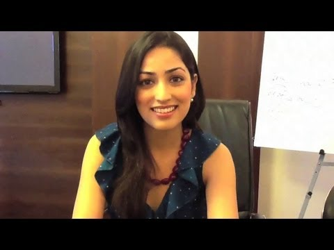 Yaami Gautam connects with her fans - Exclusive