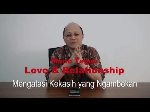 Mengatasi Kekasih yang Ngambekan - Mario Teguh Love & Relationship