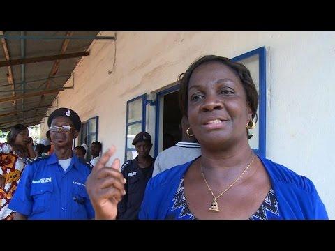 Sierra Leone: Ebola survivors discharged from treatment center