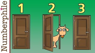 Monty Hall Problem - Numberphile