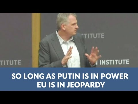 I predicted Russia would invade Ukraine: Timothy Snyder