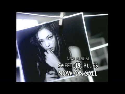 安室奈美恵 / Original Album「SWEET 19 BLUES」TEASER TV-SPOT