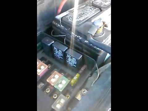 Radiator Fan / Relay / Cooling Fan Switch  Not Working: Honda Civic