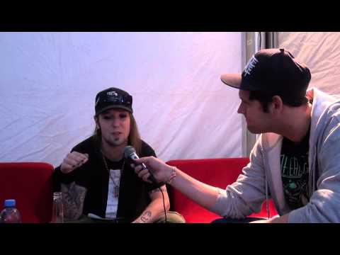 Children Of Bodom Interview Alexi Laiho Provinssirock 2013