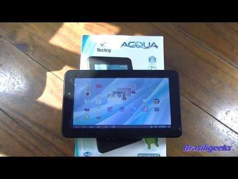 Testando Modems 3G no Tectoy Acqua