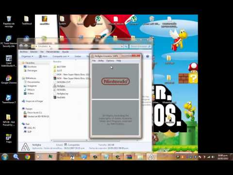 Descargar New Super Mario Bros Nds para Pc