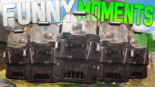 Black Ops 2 Funny Moments - Riot Shield, Funny Voices, Modded Lobby!