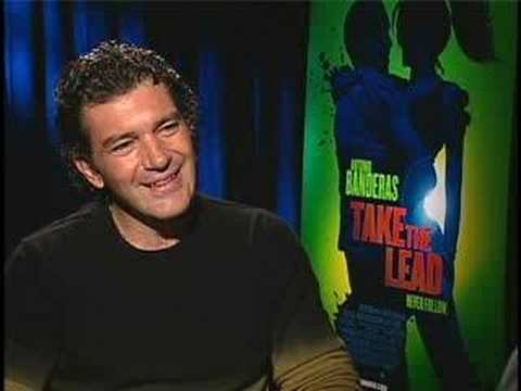 Antonio Banderas Interview