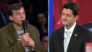 Cancer Survivor To Paul Ryan: Obamacare Saved My Life