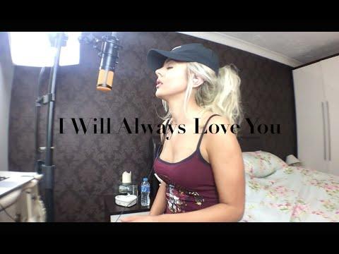 Whitney Houston   I Will Always Love You   Cover   Samantha Harvey