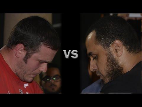 Hans (USA) vs Fouzy (Egypt)