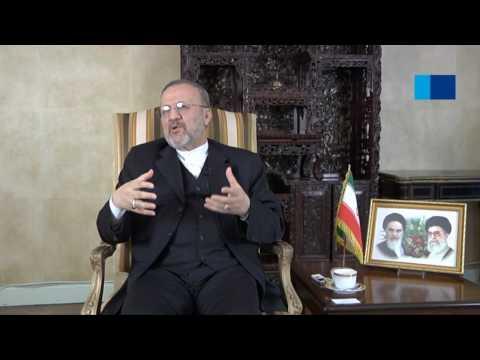 Iran's Foreign Minister Mottaki on the Arab League