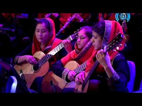 "Afghan Women's Orchestra ""Zohra"" - Jama Narenji"