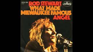 Watch Rod Stewart Angel video