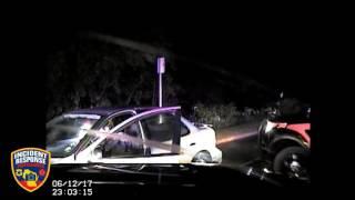 Sheboygan County police pursuit on June 12, 2017