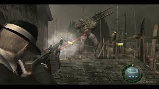 Resident Evil 4 - Mod forbidden parte 1