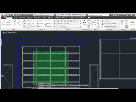Modify Objects: AutoCAD 2013