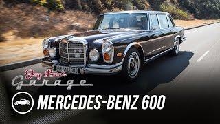 1972 Mercedes-Benz 600 Kompressor - Jay Lenos Garage