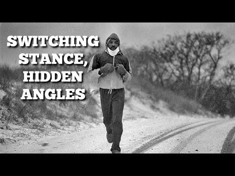 """Marvelous"" Marvin Hagler: Switching Stance, Hidden Angles"