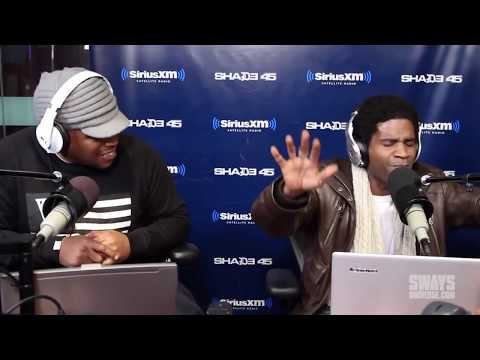 Krazy Drayz (DAS EFX) Freestyle on Sway In The Morning