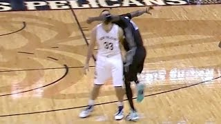 Ryan Anderson Gets The Worst Foul Call In NBA History