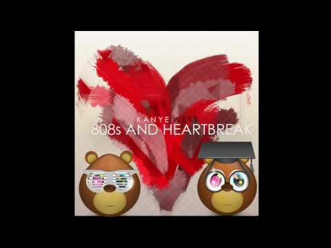 Kanye West - Heartless New Full Version High Quality -lyrics video
