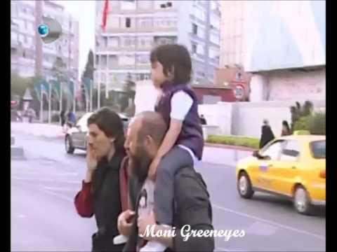 Halit Ergenç & Bergüzar Korel ~Kanal D~ Magazine D~18-5-2013