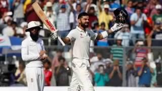 VIRAT KOHLI scored 235 runs vs ENG   IND v ENG Test Twitter HIGHLIGHT