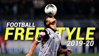 Football Freestyle Skills 2019/20