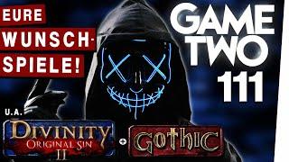 Ihr habt gewählt! Divinity: Original Sin 2, Gothic, Need For Speed | Game Two #111