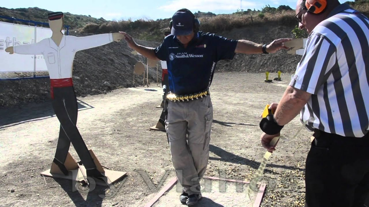 World Jerry Jerry Miculek Ipsc World Shoot