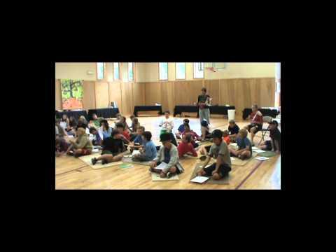 Montessori School of Evergreen - The Young Entrepreneurs Program - 10/05/2011