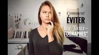 """PHOTO #1 Comment éviter les """"faux-tographes"""""""