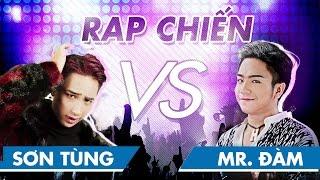 Rap chiến 2: Sơn Tùng M-TP vs Đàm Vĩnh Hưng - TÙNG TÔM x GIANG ĐẪM x HÙNG CÒI   Gấu