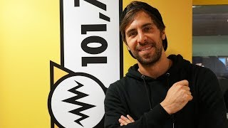 Max Giesinger im RADIO SALÜ Interview